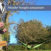 Wordpress-header-hoogte-aanpassen