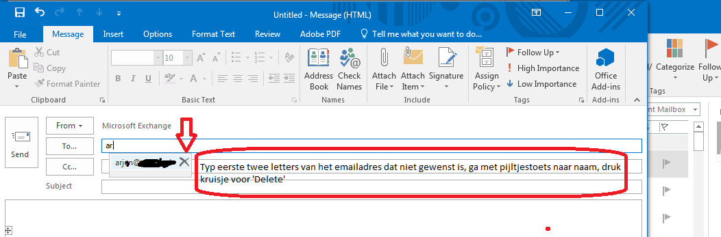 fout-e-mailadres-verwijderen-outlook-mail-2010