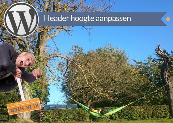 header-hoogte-aanpassen-webredacteur