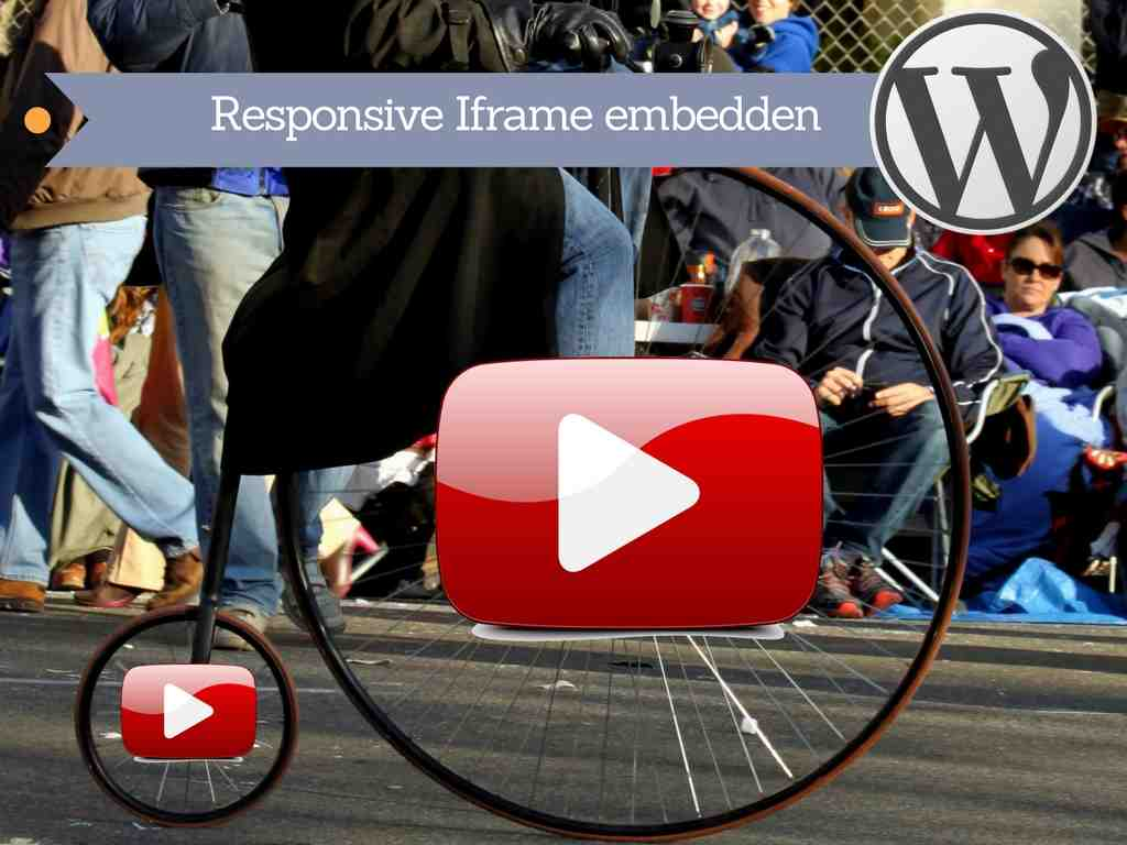 Responsive-Iframe-embedden-Youtube-div-Style-CSS