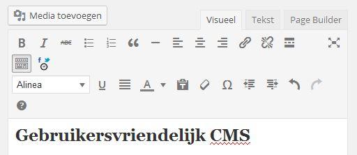 Waarom-WordPress-website-laten-maken-gebruikersvriendelijk-cms
