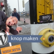 knop maken in WordPress website