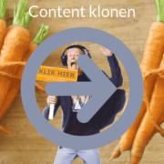 Pagina dupliceren WordPress wp content klonen 3