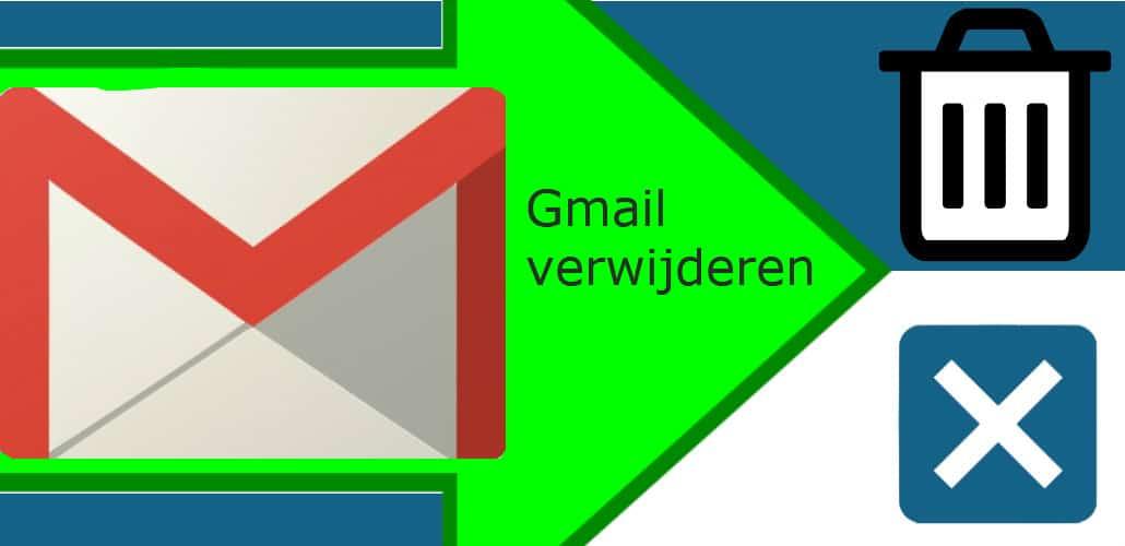 Gmail opschonen of inbox opruimen of oude mails verwijderen of deleten
