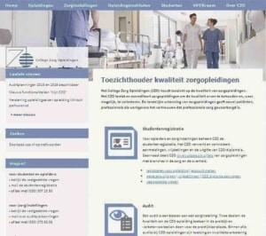 toptaken homepage van het czo 2018 portfolio Gerben G van Dijk