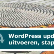 Wordpress update doen
