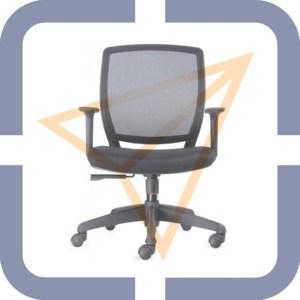 standaard kantoorstoel grijs bol bestellen