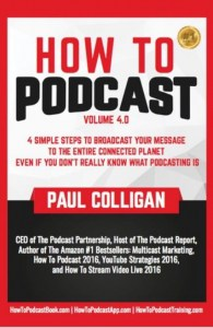 podcast ebook bol.com how to create your own podcast