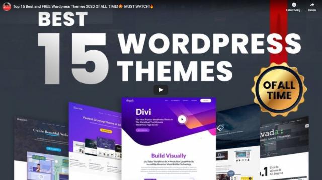 gratis wordpress themes