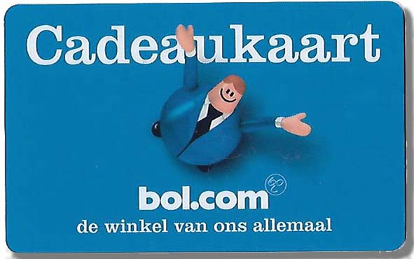 gerbengvandijk.nl bol.com cadeaukaart kopen 25 euro