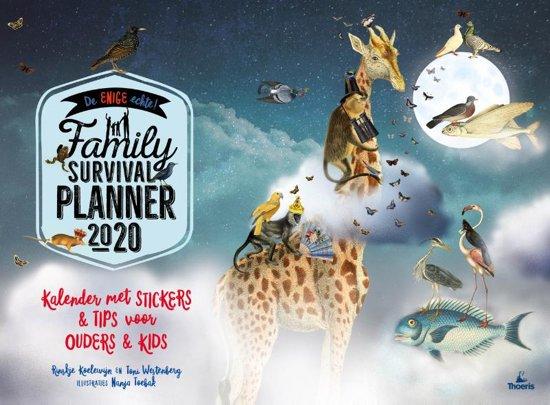 Familie planner 2020 kopen bestellen bol