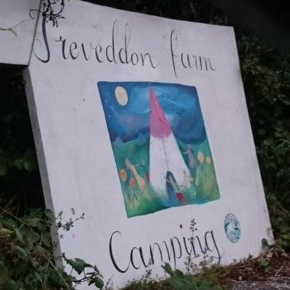 Steveddon farm camping