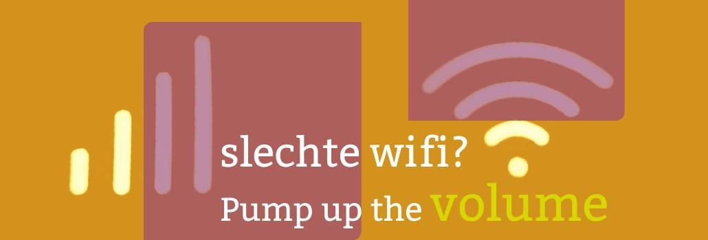 slecht wifi signaal ziggo oplossen
