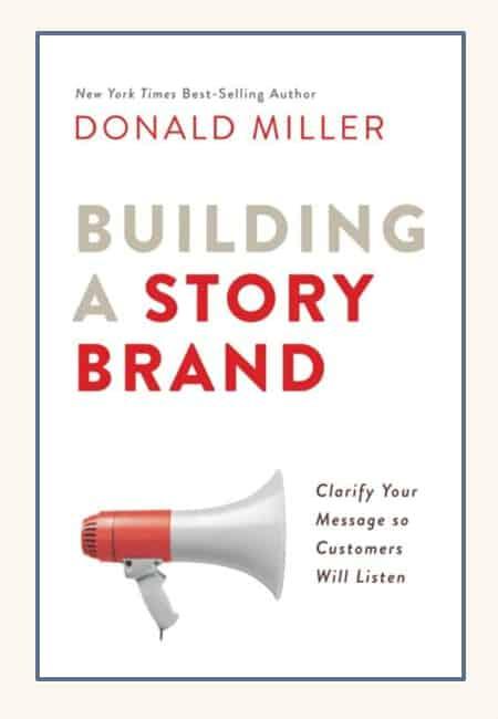 Building a story brand bestellen bol