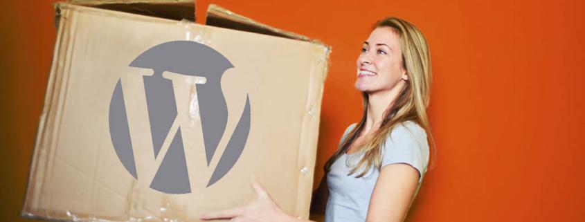 WordPress testomgeving maken in eigen domein of WordPress migreren plugin