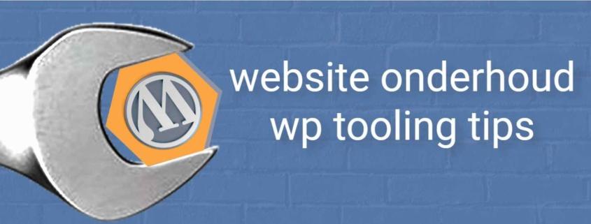 WordPress onderhoud plugins of uitbesteden