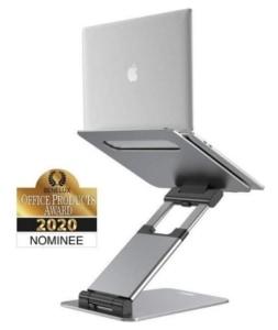 Laptop standaard hoog Ergoline