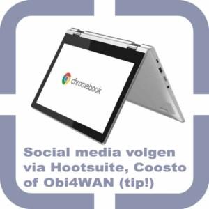 Lenovo Chromebook C340 webredactie blog