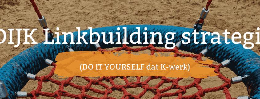 DIJK linkbuilding stategie SEO WordPress