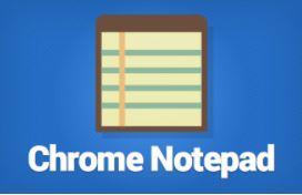 Notepad integratie chrome voor zoekmachineoptimalisatie