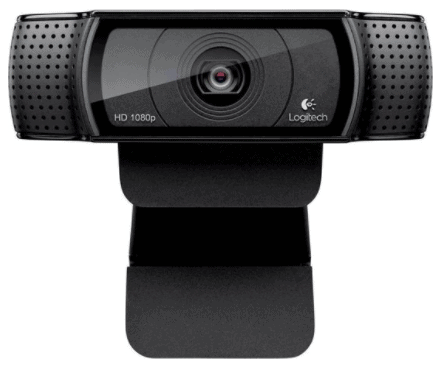 Betaalbare webcam goed merk logitech of Trust C920 HD PRO