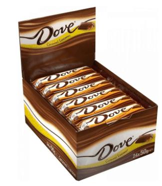 Chocolade reepjes voor op kantoor kopen bol com