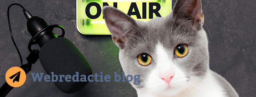 Zelf podcast maken zonder poespas benodigdheden microfoon
