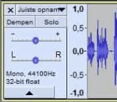 volume verhogen audacity software free tool
