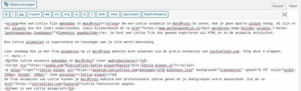 screenshot www.gerbengvandijk.nl 2021.06.27 14 53 11