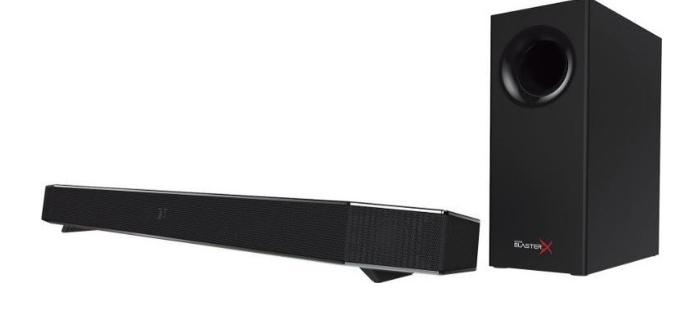soundbar aansluiten op oudere tv